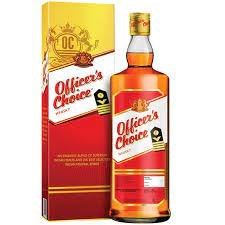 OFFICERS CHOICE 700 ML OFFICERS CHOICE 700 ML