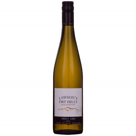 LAWSON'S DRY HILL PINOT GRIS LAWSON'S DRY HILL PINOT GRIS
