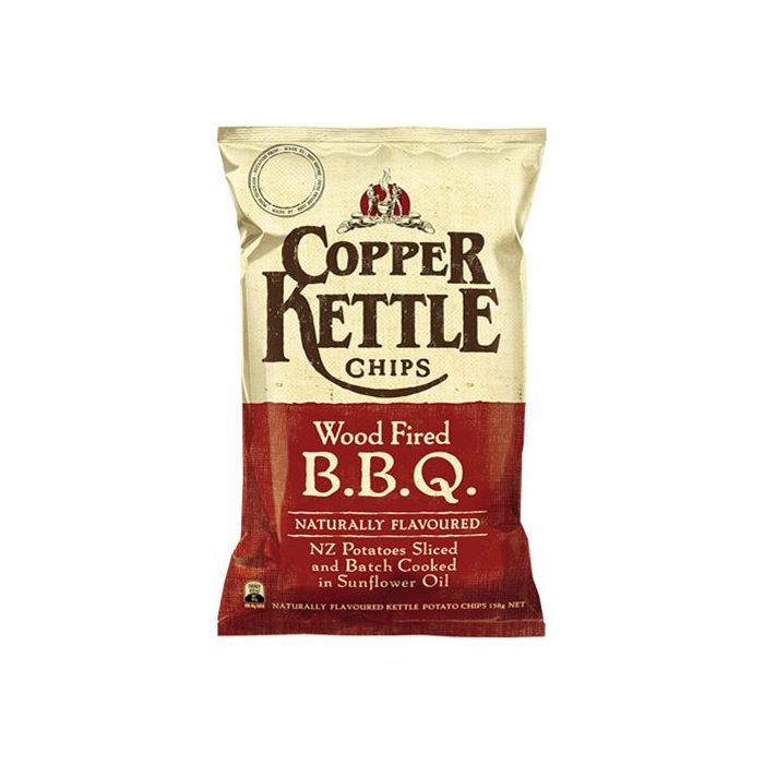 COPPER KETTLE BBQ