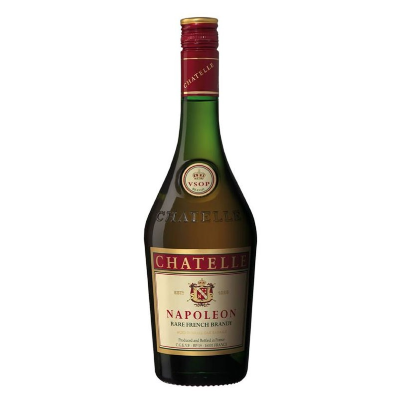 CHATELLE BRANDY 1L CHATELLE BRANDY 1LTR