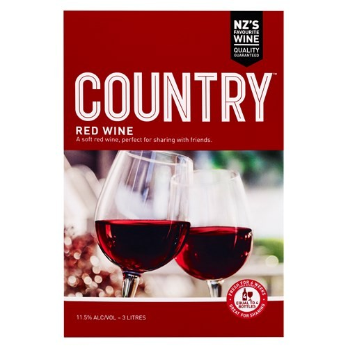 COUNTRY RED 3L COUNTRY RED 3l